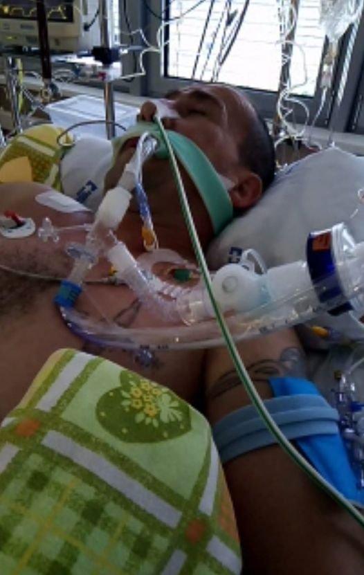 Допоможіть врятувати життя батьку двох дітей із Закарпаття, який внаслідок нещасного випадку впав з висоти третього поверху в Чехії